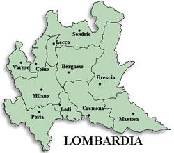Cartina Fisica E Politica Della Lombardia.Cartina Politica Della Lombardia Yahoo Answers